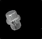 其它標準緊固件_外六角堵頭_R螺紋_DIN910 R_R1/8-R2_碳鋼_不銹鋼_上海米揚緊固件