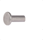 鉚釘系列_平頭鉚釘_GB/T 809_d2-d8_鋁_碳鋼_不銹鋼_上海米揚