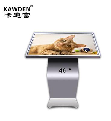 46寸立式广告机触控液晶显示屏播放器触摸查询一体机