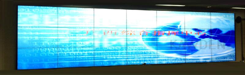 大屏幕液晶拼接屏展示图片