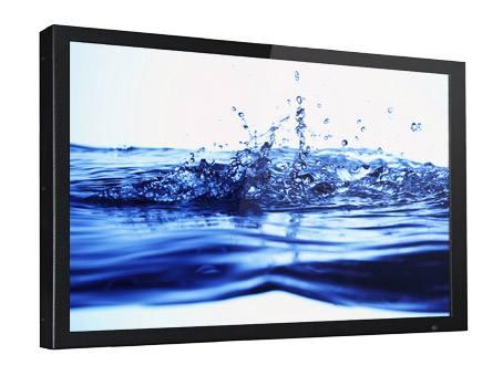 55寸高清液晶监视器LED超薄监控专用显示器