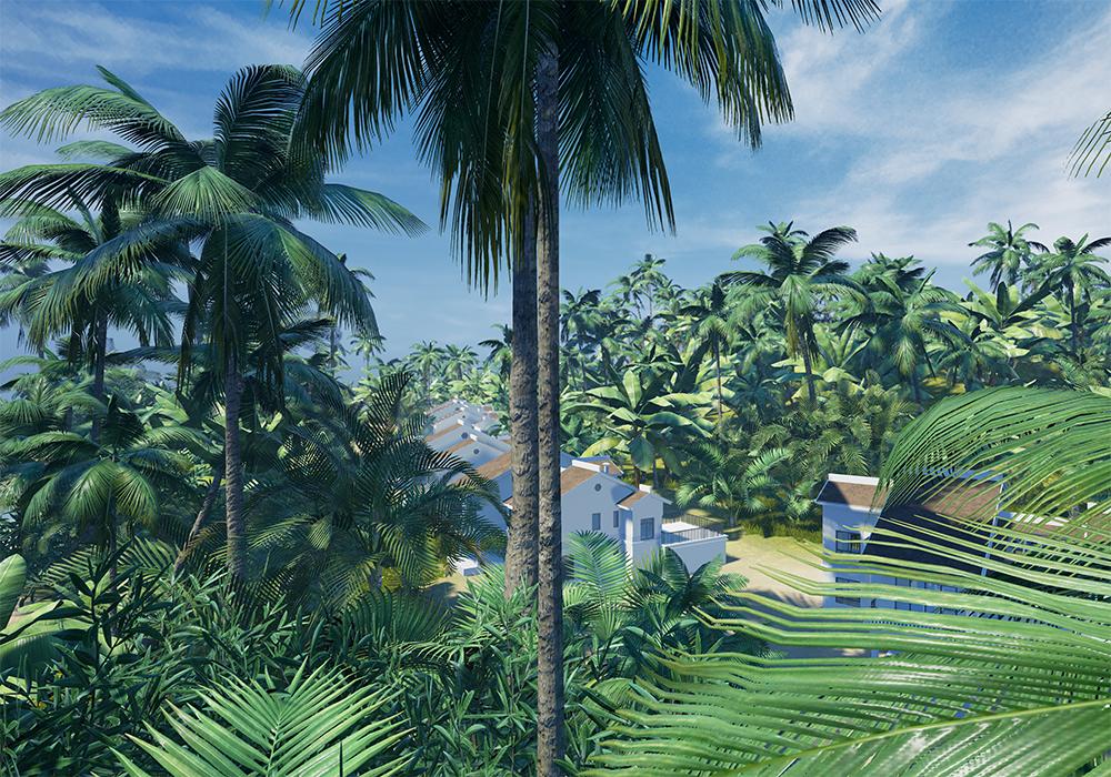 马尔代夫海岛
