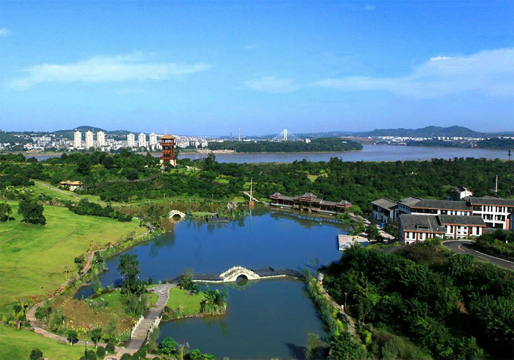 四川省·泸州市·张坝水利风景区