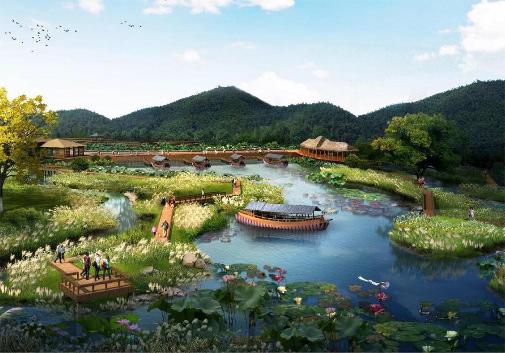 水利风景区项目