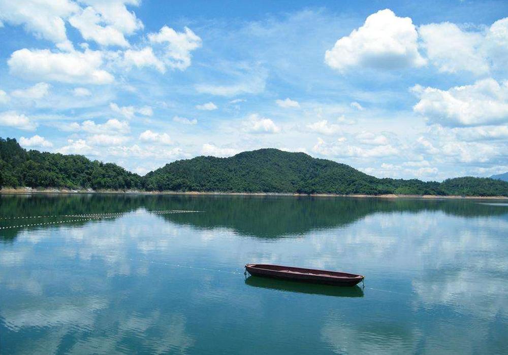 四川·德阳市·中江黄鹿滩旅游景区