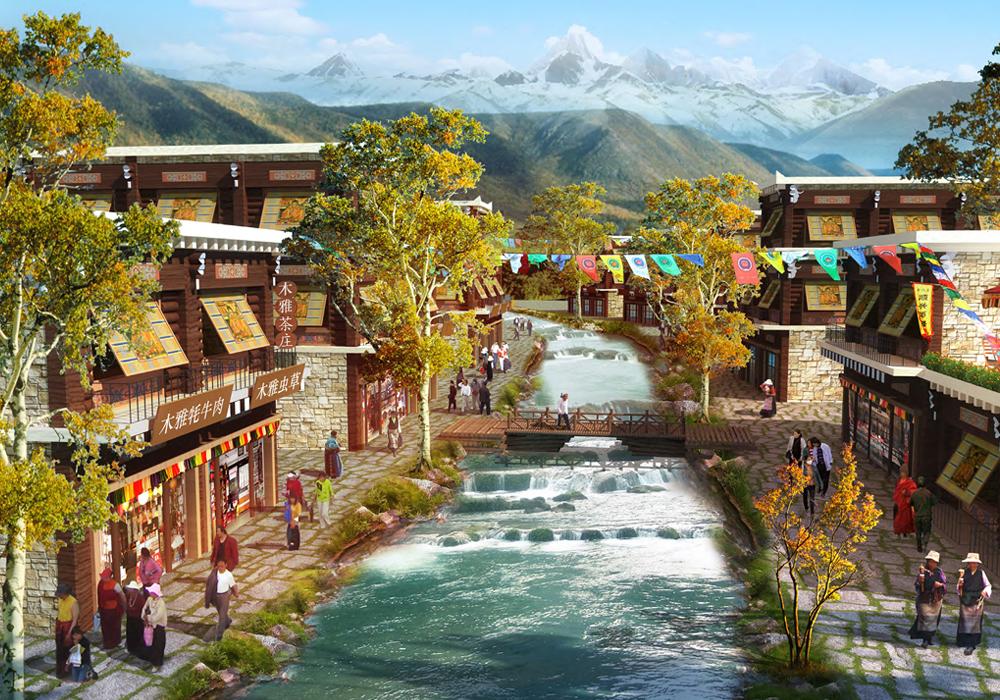 四川省·康定市·呷巴乡俄达门巴村旅游