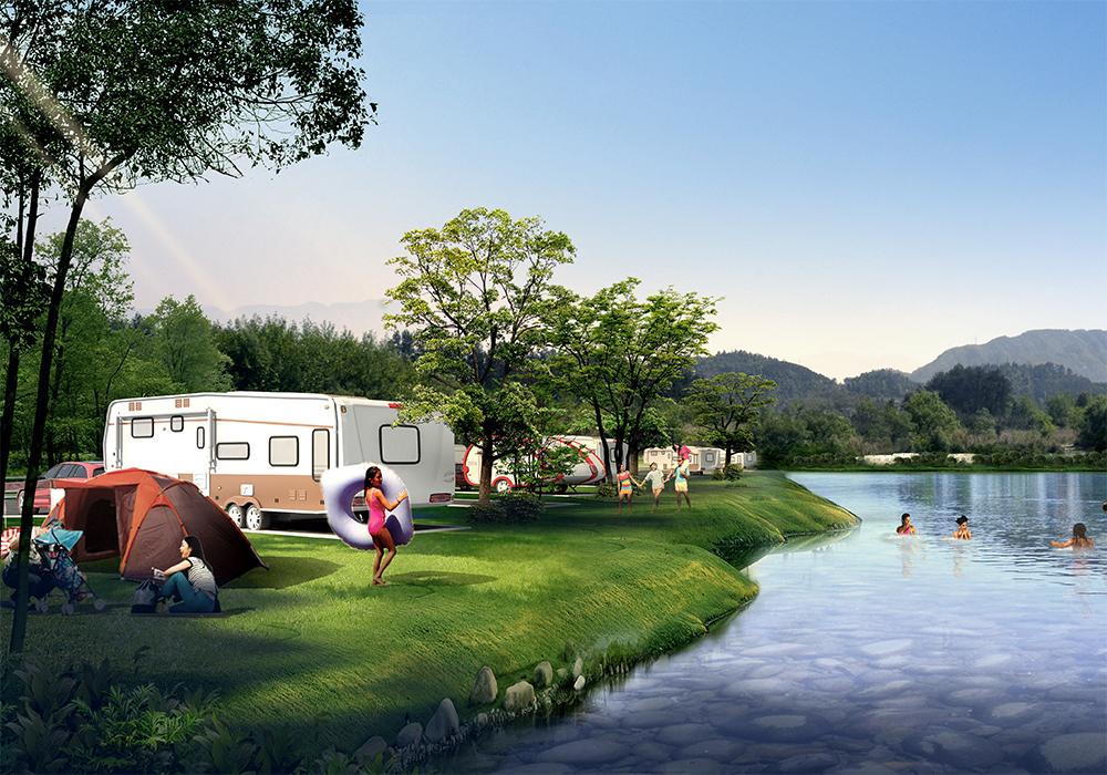 房车营地该怎么规划和设计