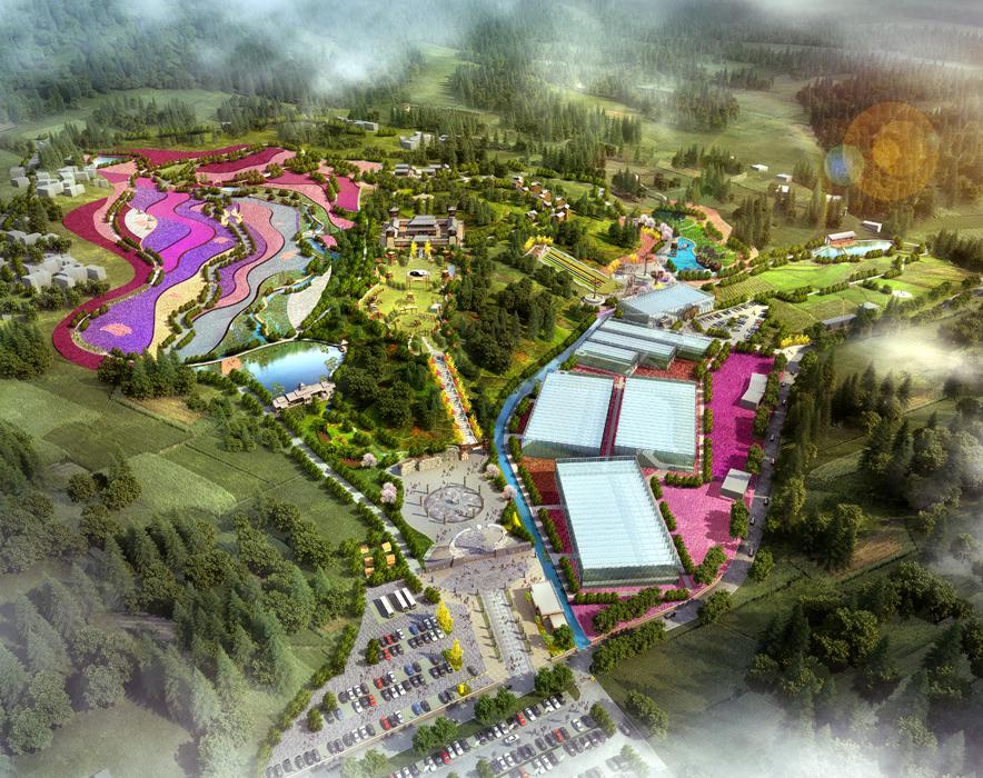 贵州省·遵义市·中华土司园旅游区