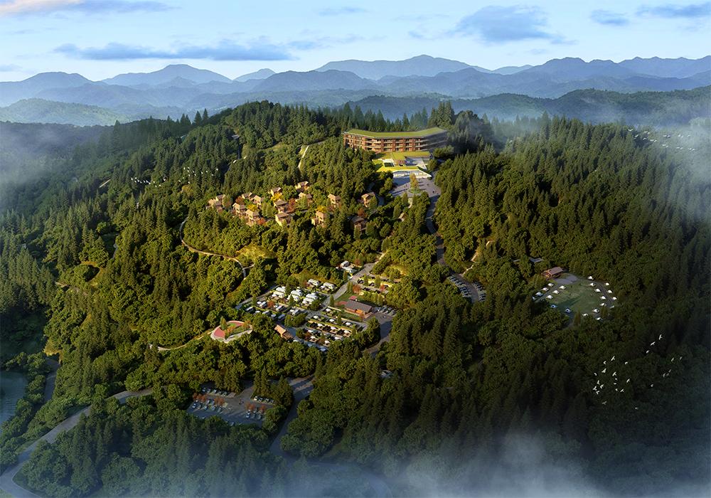 四川·巴中·光雾山森林康养营地