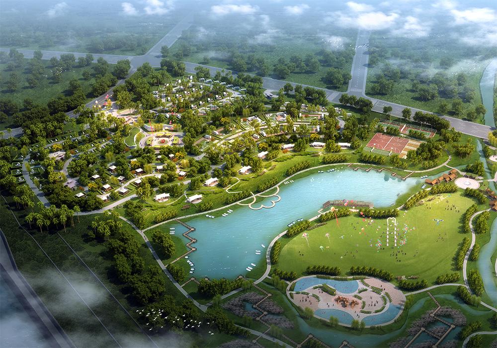 四川·峨眉山市·峨秀湖国际房车度假营地