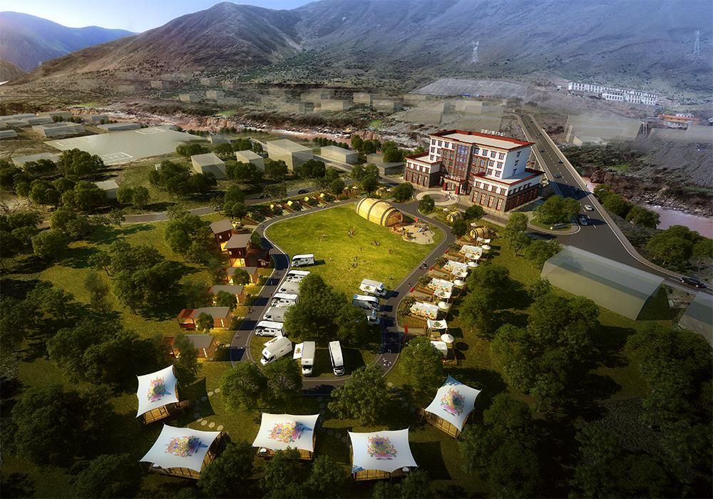 西藏自治区·昌都市·1865如美房车营地