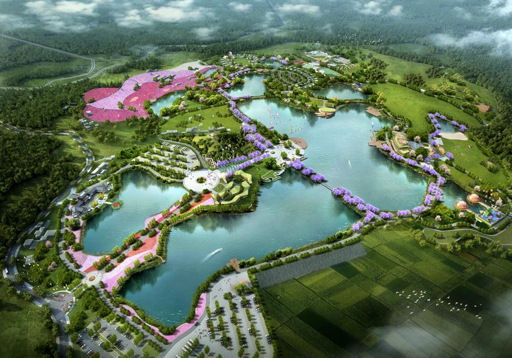 四川省·绵阳市·翡翠湖生态农业休闲运动乐园