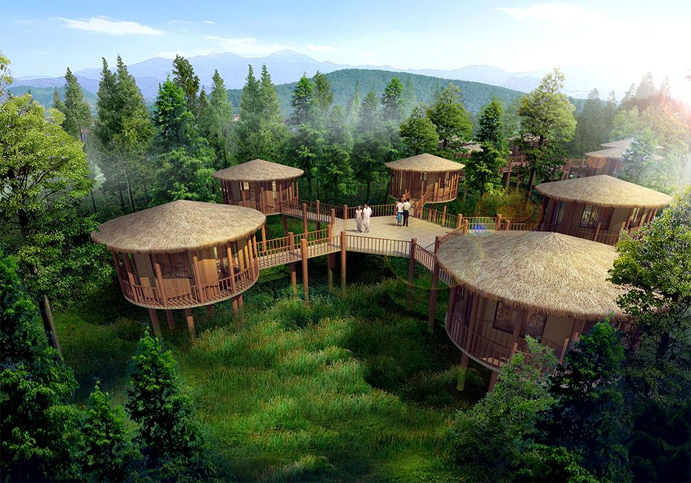 四川·翠云廊318国际自驾游度假营地