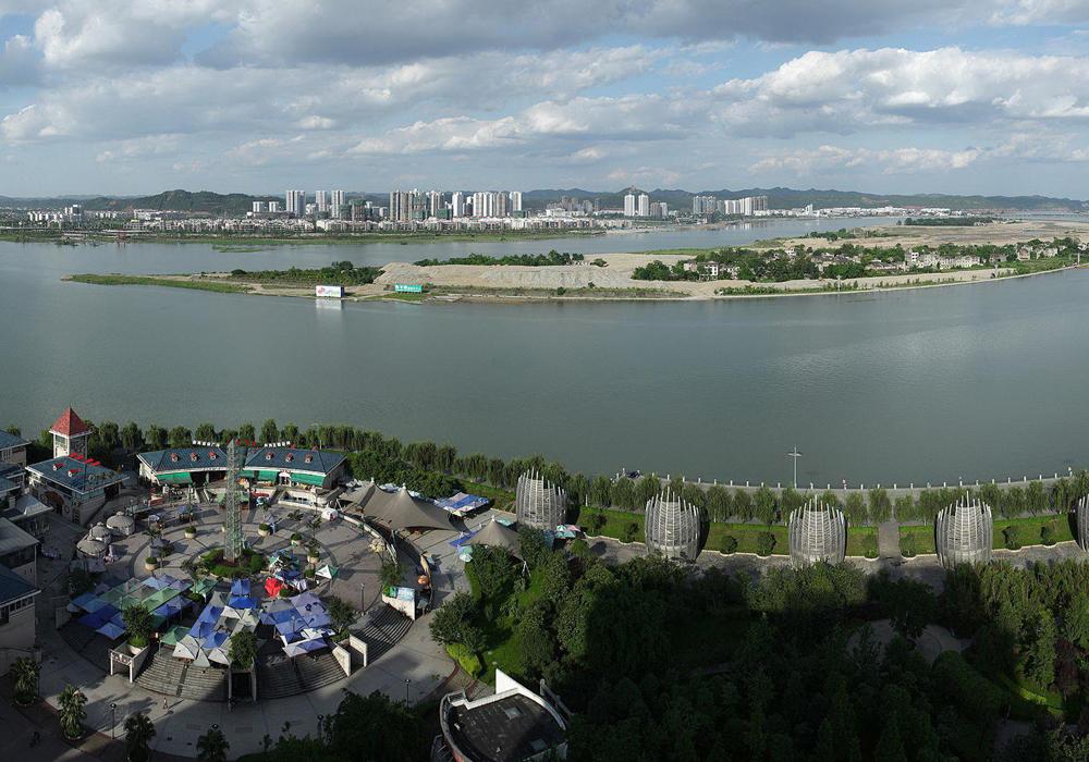 四川·遂宁市·观音湖水利风景区
