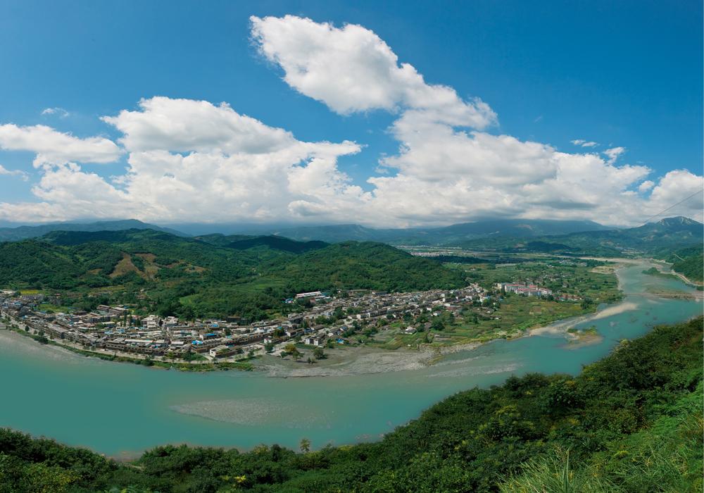 四川省·彭州市湔江水利风景区