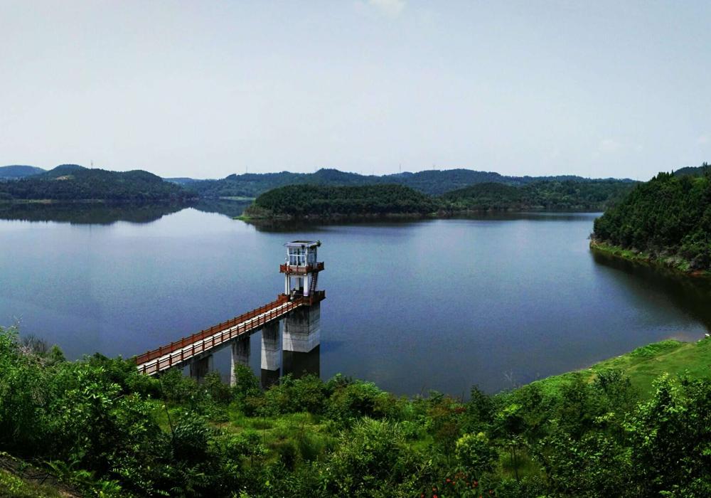 四川·绵阳市·涪城区燕儿湖水利风景区