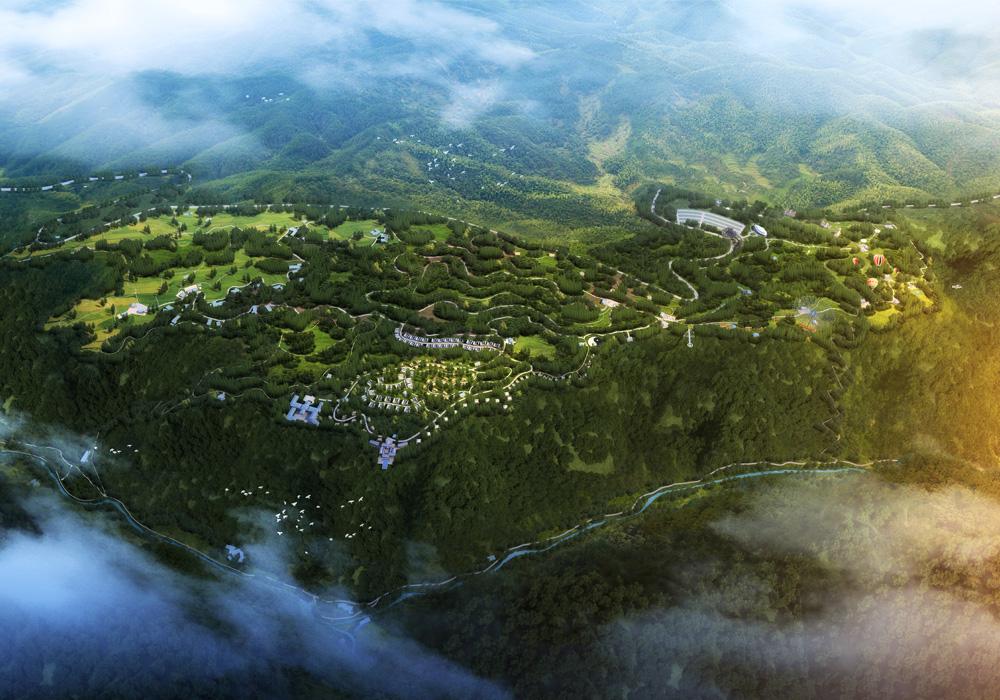 石柱县·森林王国旅游度假区