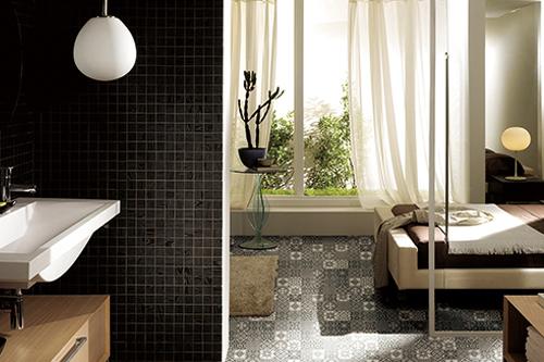 浴室用什么耐磨仿古砖好?
