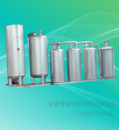 高温塑料废气处理设备-WJQX-A-5型