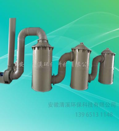 高温塑料废气处理设备-WJQX-A-3型