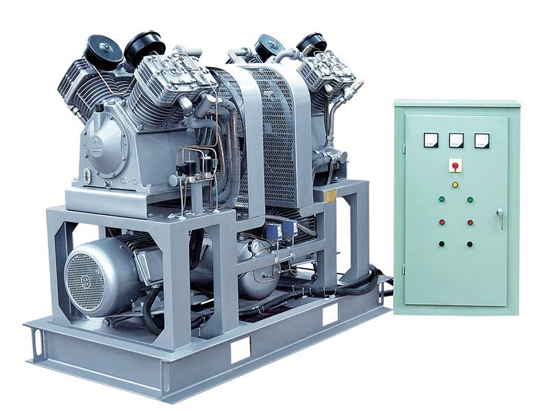 KB组合型工业用活塞式空气压缩机