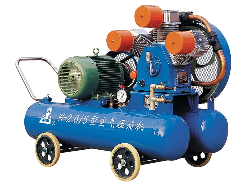 矿山及工程活塞式空气压缩机