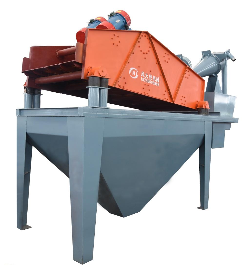 福建细沙回收机