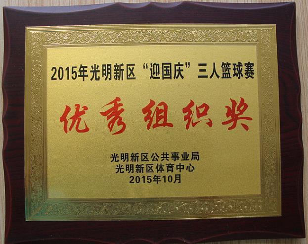 """2015年光明新区""""..."""