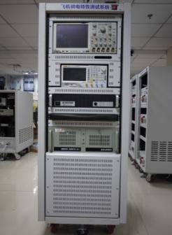 机载用电设备特性测试系统