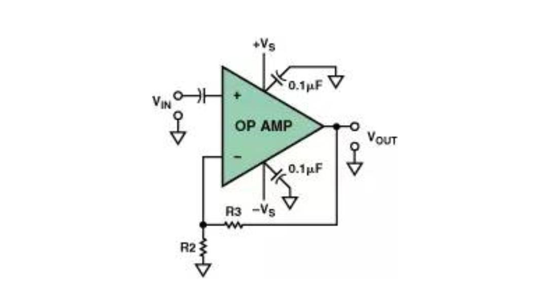 耦合运算放大器或仪表放大器电路中没有提供偏置电流的直流(dc)回路.