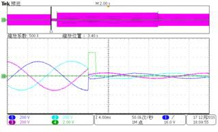 270°高低電壓穿越聯合測試