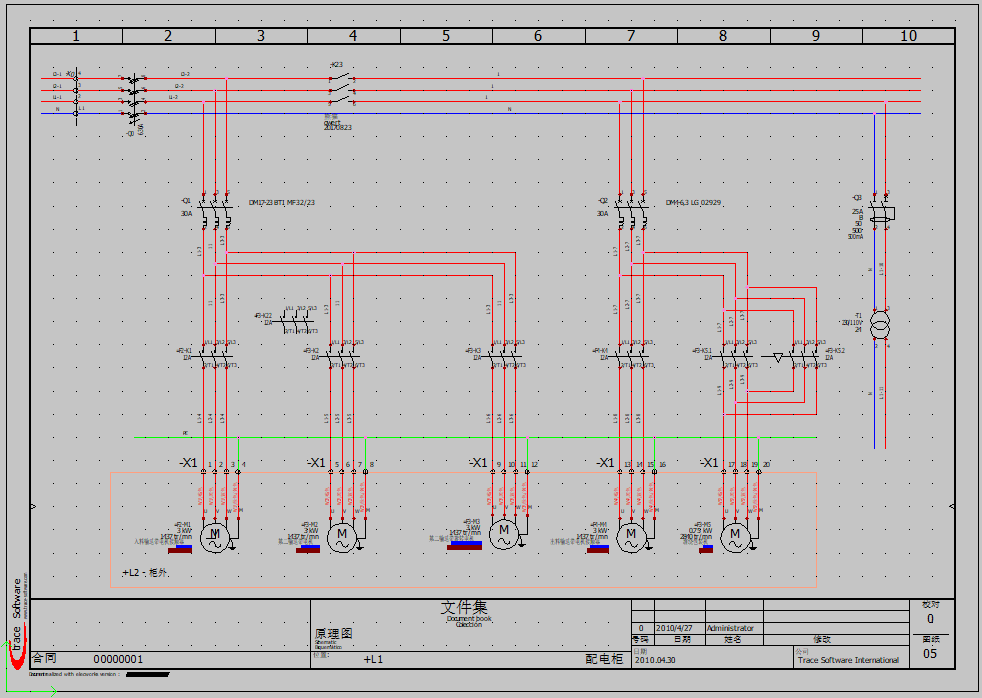 SOLIDWORKS Electrical Schematic 电气设计
