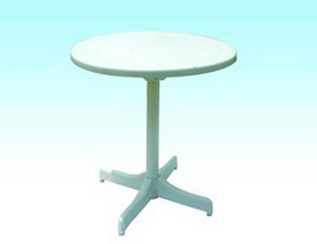30''塑料脚圆桌