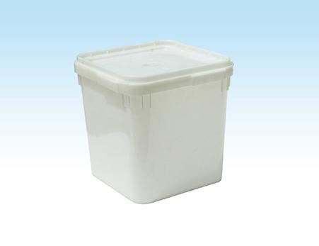 23L方形密封桶