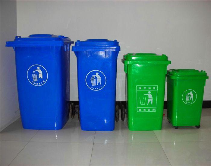 塑料垃圾桶种类那么多怎么选择