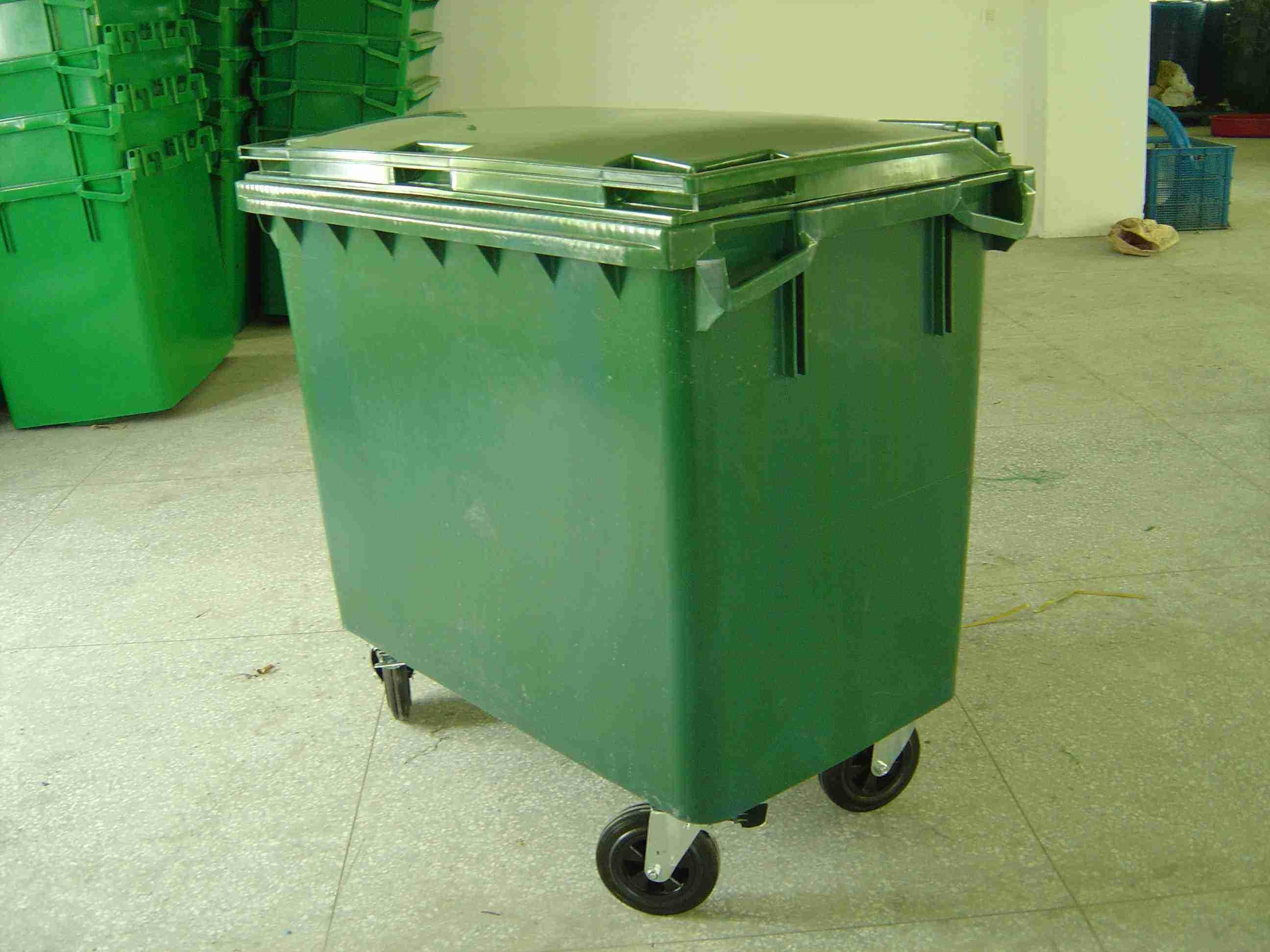 如何選擇放心的塑料垃圾桶粒子生產廠家