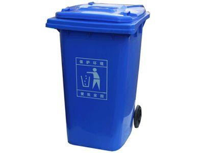 塑料垃圾桶生产设备多少钱