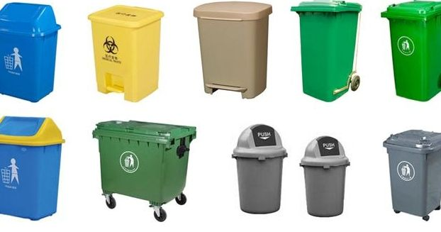 购买塑料垃圾桶时应该怎么挑选