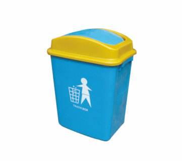 簡述室內塑料垃圾桶的選擇方法