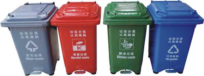 如何辨别塑料垃圾桶的好与坏