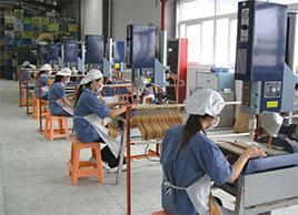 Ultrasonic welding workshop
