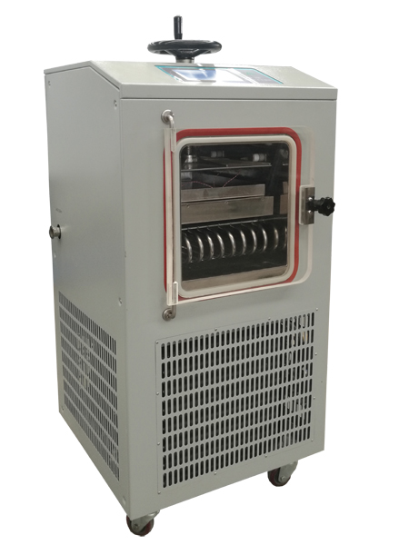 BIONOON-10FDE(電加熱)壓蓋型冷凍幹燥機