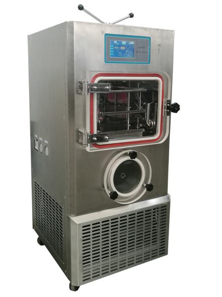 BIONOON-20FE(矽油加熱)壓蓋型真空冷凍幹燥機