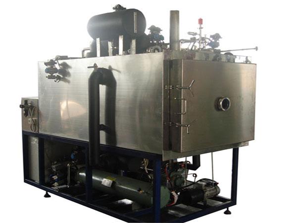 生產型真空冷凍幹燥機