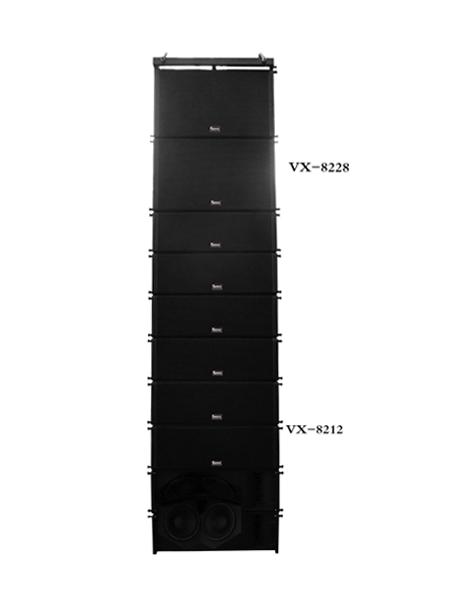 KIDROCK(奇乐)音箱VX线性系列VX-8212 VX8228
