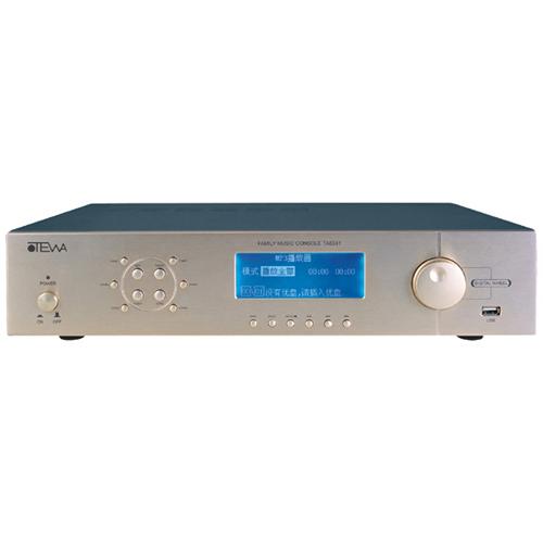 TA6341 家庭背景音乐系统主机(豪华型)