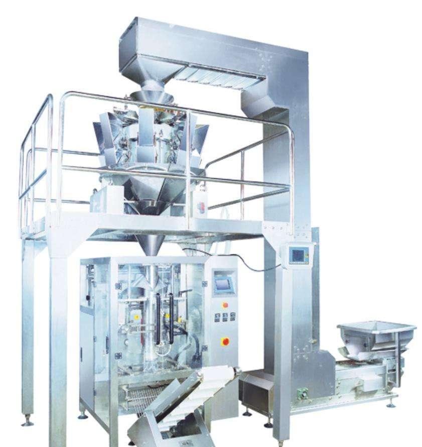 高速颗粒包装机相关参数及技术说明