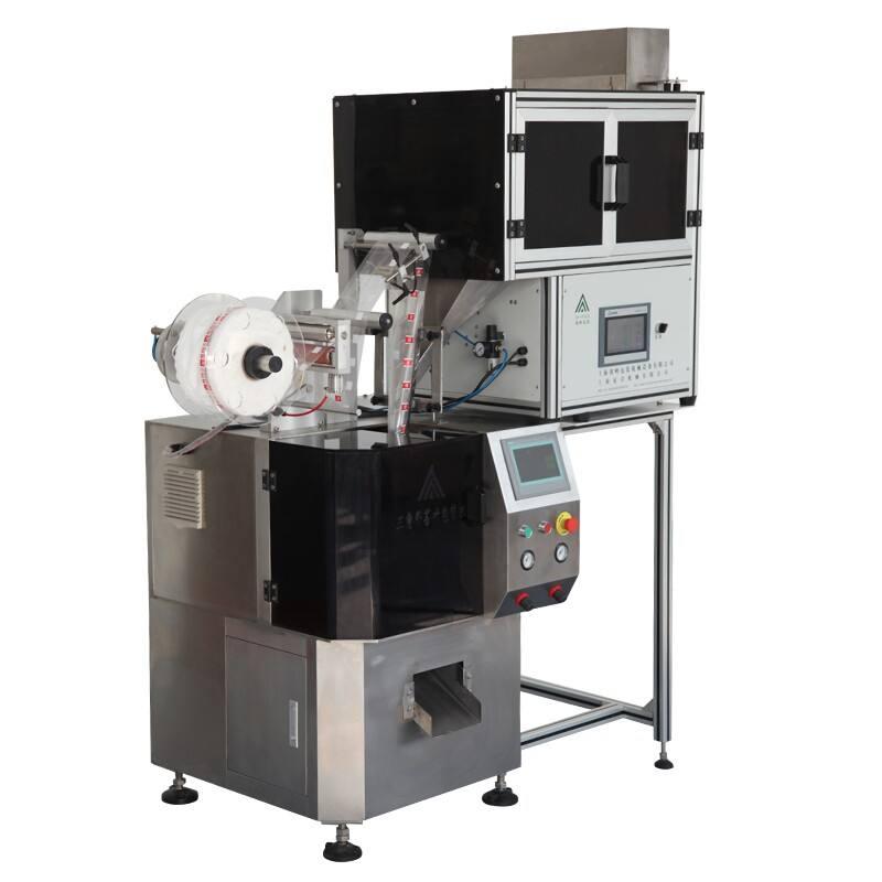 三角袋泡茶包装机的工作维护流程