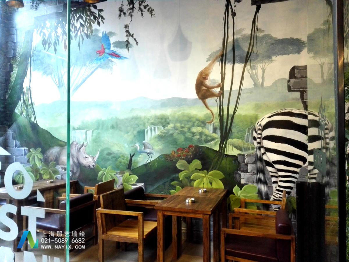 墙绘壁画的悠久历史及其发展前景