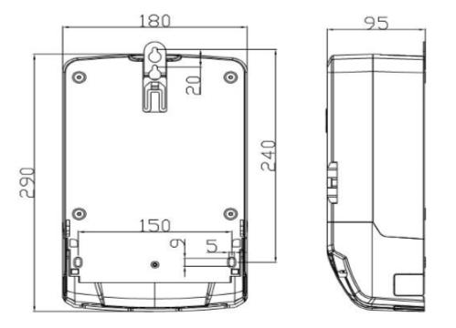 DH6200-JZ5型集中抄表终端安装图